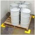 耐碾压划线区域地贴 L  50MM*125MM  20个/包