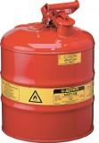 5加仑I类钢质安全罐 红色
