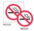 安全标签 自粘性乙烯材质 50*50mm 500张/包 E