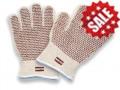 耐高温丁腈点塑手套