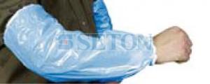 PE袖套 蓝色 均码 100只/袋