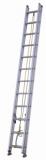 美标铝合金伸缩梯 承重 150KG 延伸长度6.48m