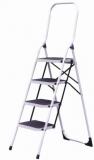 普通型铁管梯 承重 150KG 踏棍数4