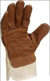 牛皮工作手套 10寸