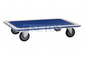 钢质平板车 承重300kg