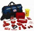 组合安全锁具套装大包,含安全挂锁