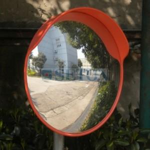 室外广角镜-直径600mm;含立柱紧固件