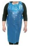 一次性蓝色PE围裙,包/50件