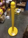 塑料柱 40英寸 (不含C型连接钩和塑料链)