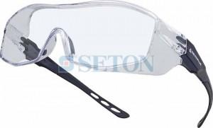 全方位侧边防护PC眼镜