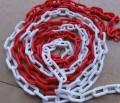 红白带环警示链条